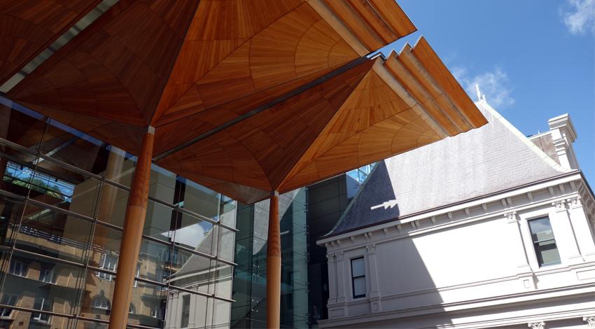 architektoniczne wspomnienia z podrozy nowa zelandia